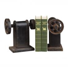 Sterling Industries 129-1008/S2 - Industrial Book Press Book Ends