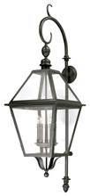 Troy B9624NB - 5Lt Wall Lantern