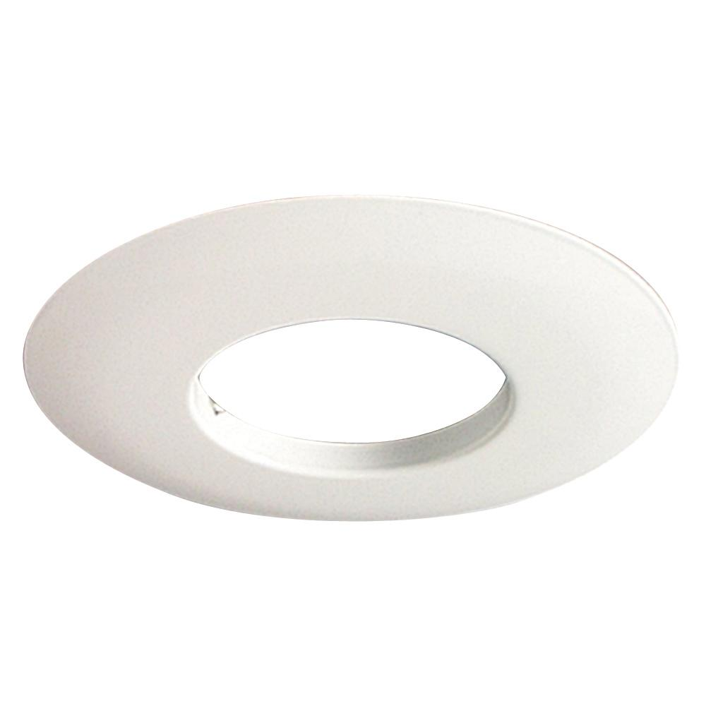 "Village Lighting in Bellingham, Washington, United States,  4WVR0, 6"" Line Voltage Open Trim - White, 6"" Housings & Trims"