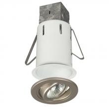 Galaxy Lighting RS6603PT - One Light Pewter Recessed Lighting Kit