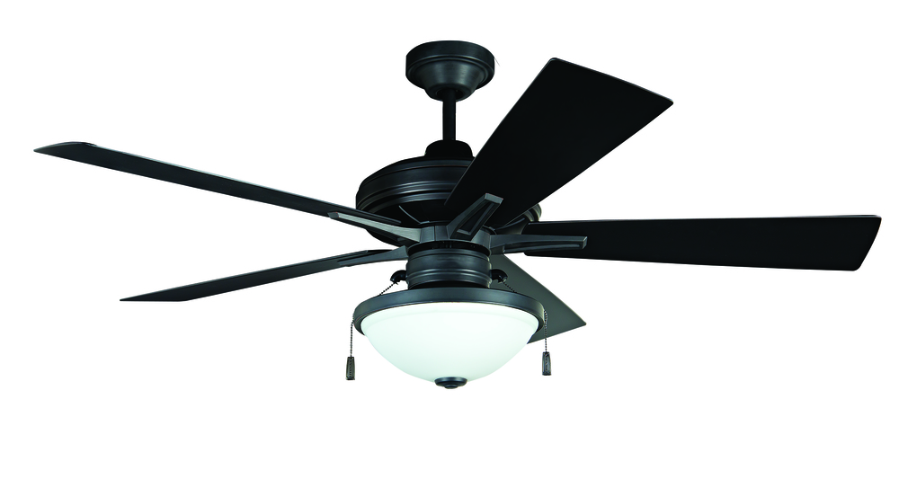 Village Lighting in Bellingham, Washington, United States,  4Y1R9, Ceiling Fan with blades included, Riverfront