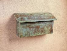 Arroyo Craftsman MMBL-VP - mission mail box horizontal