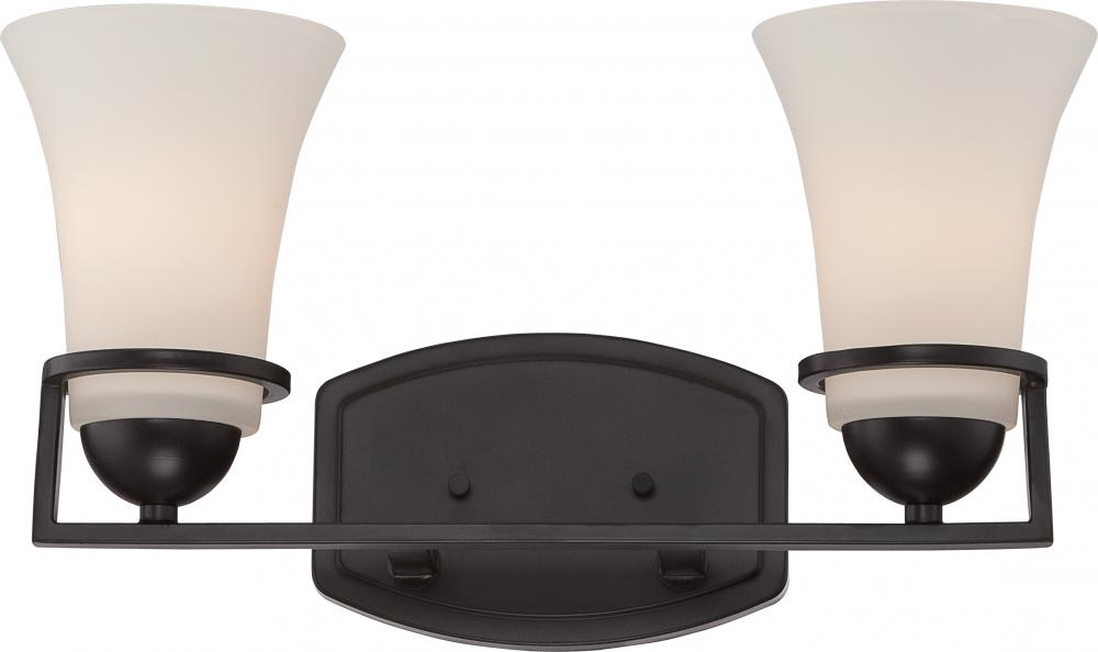 Neval - 2 Light Vanity Fixture