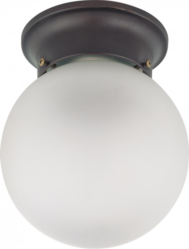 "Village Lighting in Bellingham, Washington, United States,  QWWR, LED 1 Light 6"" Ball- Lamp Incl,"