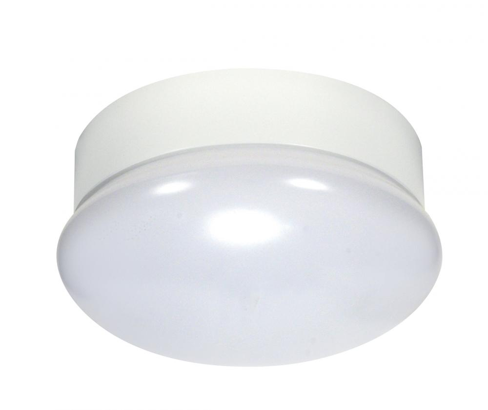 "Village Lighting in Bellingham, Washington, United States,  QWUZ, 13W LED 7"" Utility 50K Wh E26,"