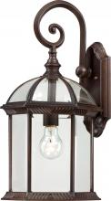 "Nuvo 60-4965 - Boxwood 1 Light 19"" Outdoor Wall"