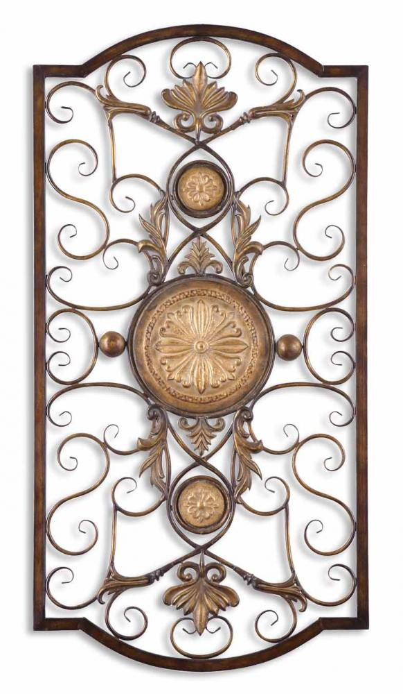 Uttermost Micayla Large Metal Wall Art