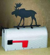 Meyda Tiffany 22415 - Moose Mail Box Decoration
